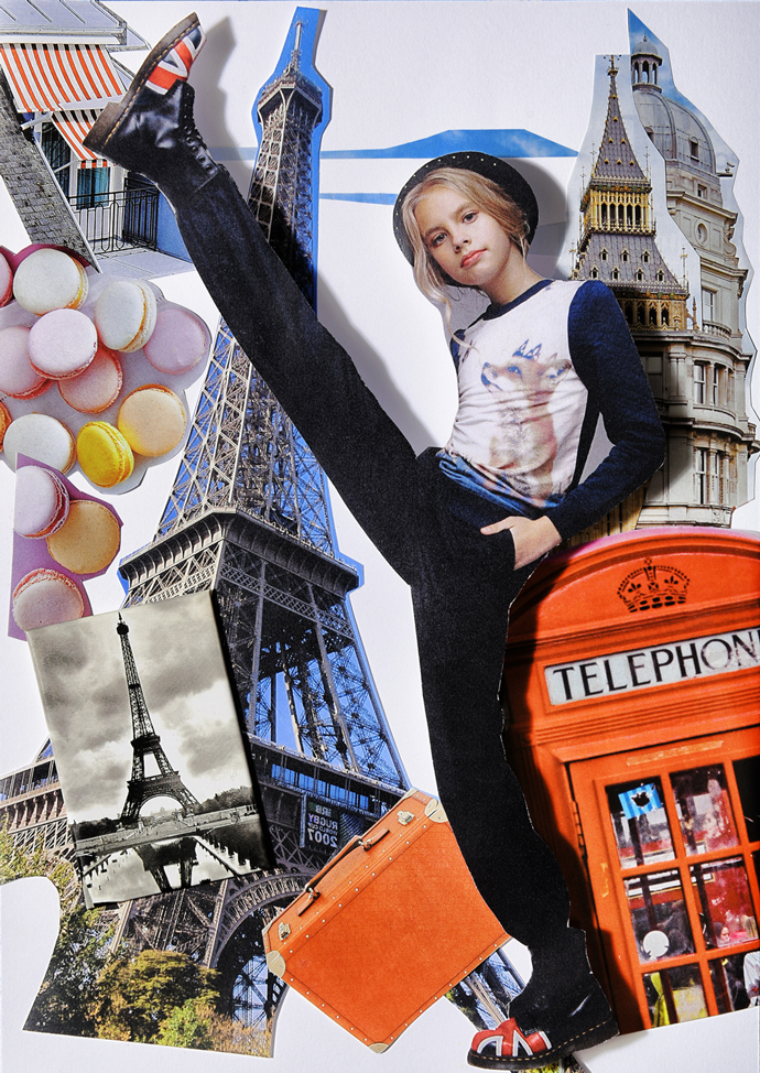 …оказаться в Париже, жить там