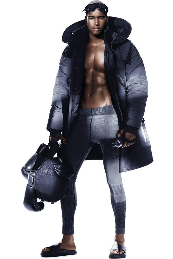Мужская одежда от H&M