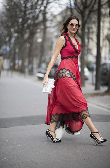 5. Платье-комбинация