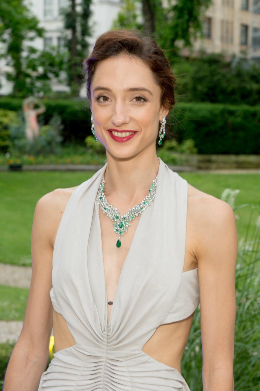 Звезды в украшениях из новой коллекции Piaget