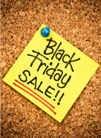 В России пройдет онлайн-распродажа Black Friday