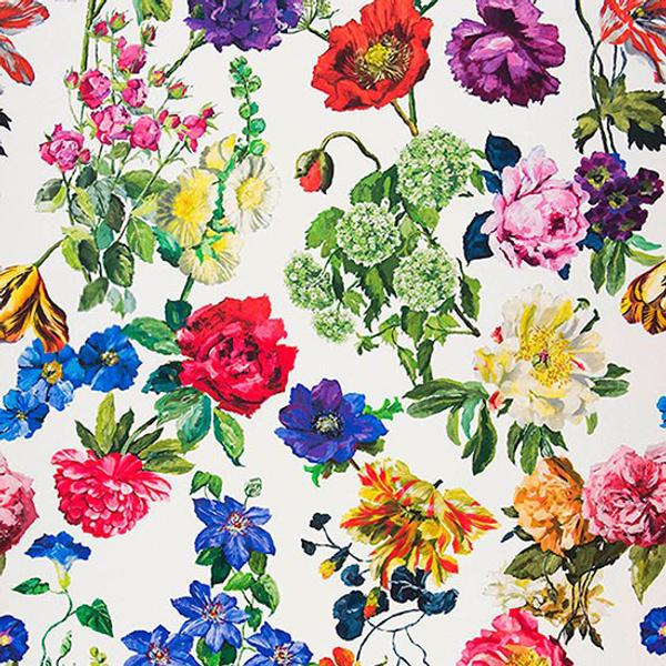 Ткань Rosa Alexandria, Designers Guild.
