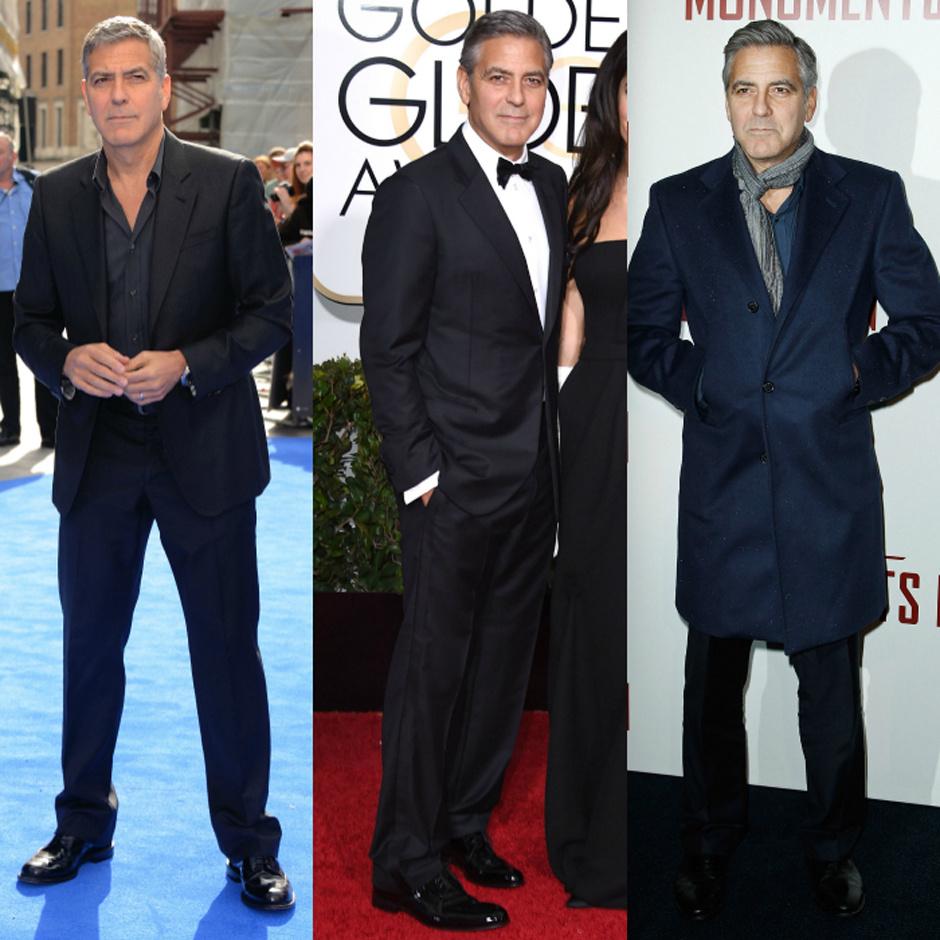 Джордж Клуни стиль