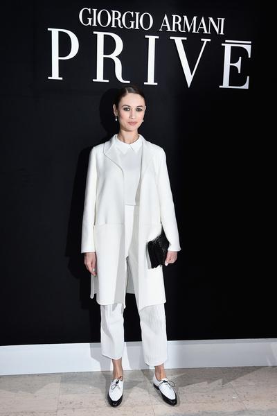 Энергия цвета: показ Armani Privé на Неделе Высокой Моды в Париже | галерея [1] фото [3]