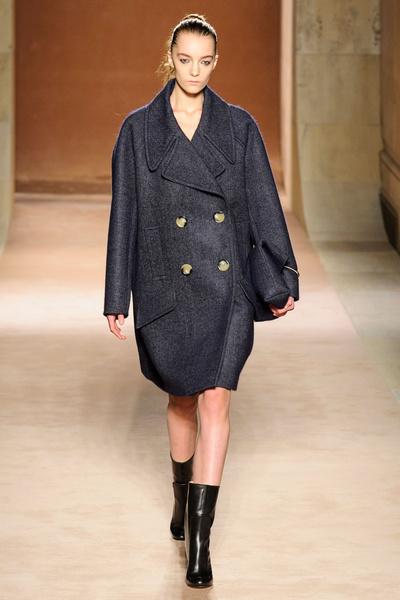 Показ Victoria Beckham на Неделе моды в Нью-Йорке | галерея [1] фото [9]