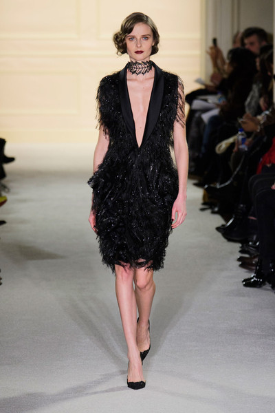 Показ Marchesa на Неделе моды в Нью-Йорке   галерея [1] фото [28]