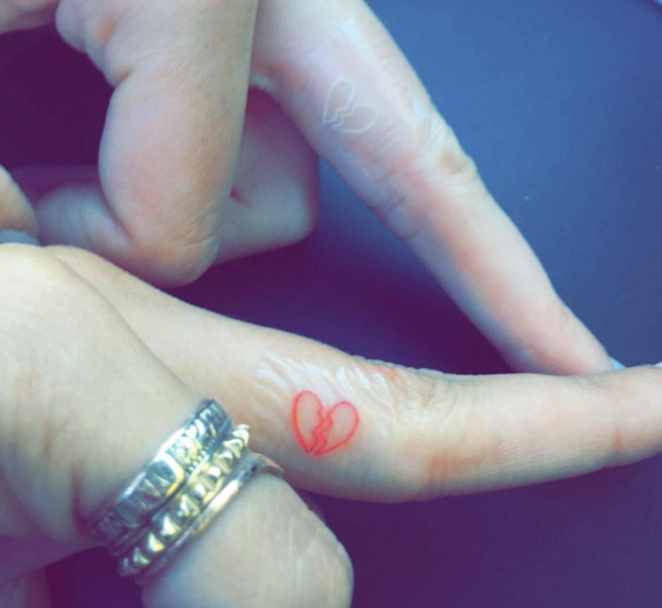 Татуировки Кендалл Дженнер фото