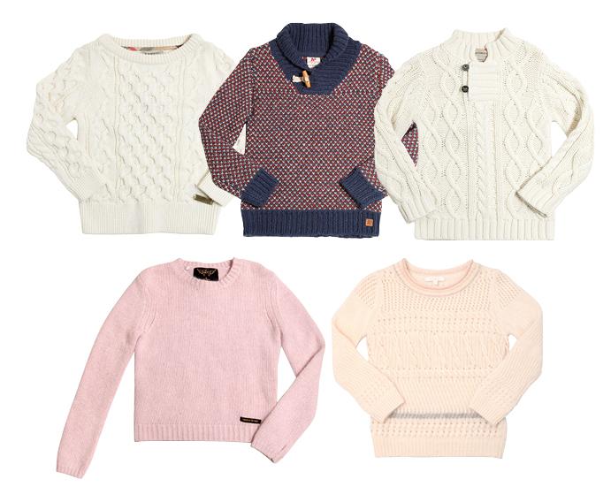 Классический свитер
