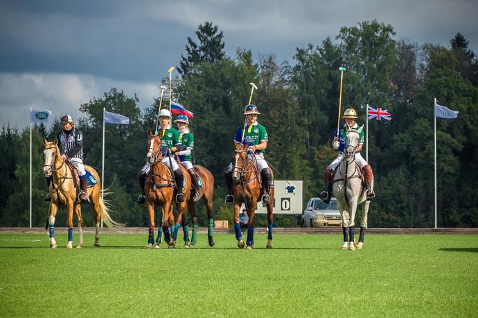 В России снова пройдет British Polo Day
