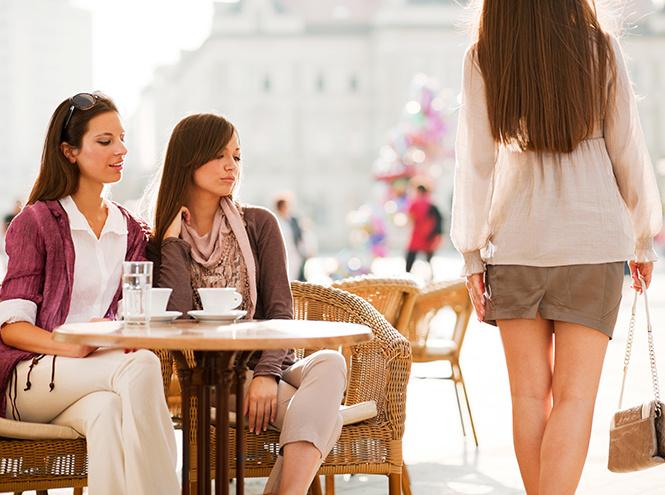 5 вещей, которые женщинам нравятся в других женщинах