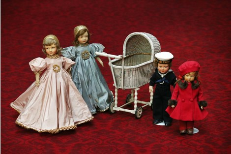 Детские игрушки Елизаветы II
