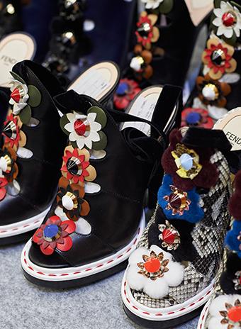 Весенне-летняя коллекция Fendi