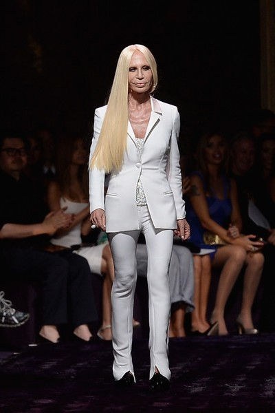 В Париже прошел показ Atelier Versace