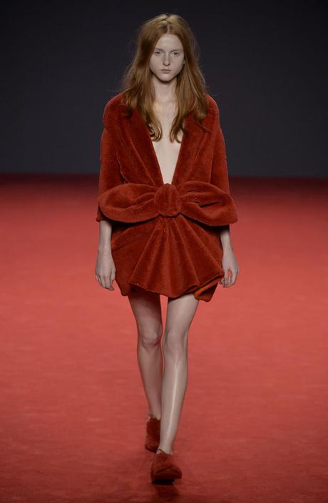 Коллекция Viktor & Rolf Couture осень-зима 2014-15