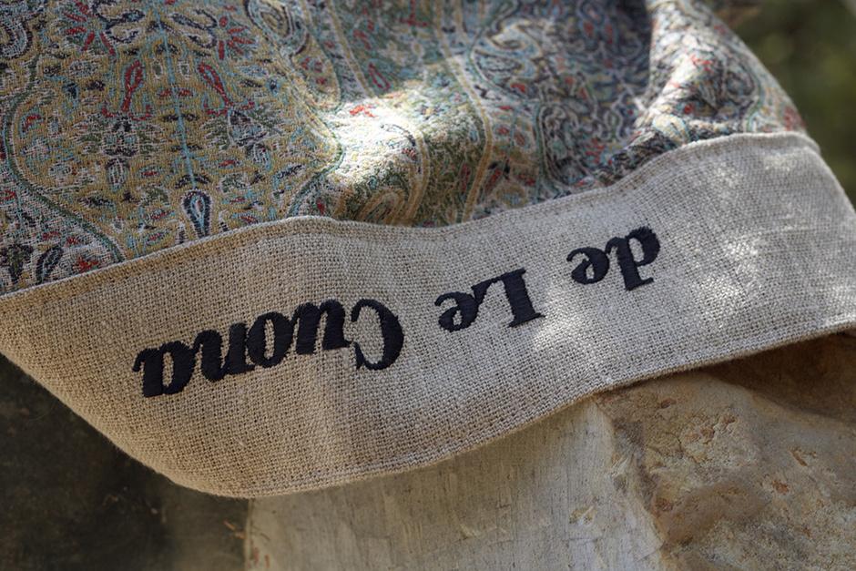 Ткань Duke, шерсть с добавлением хлопка.