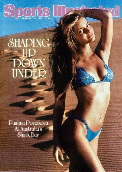 Опубликована обложка нового номера Sports Illustrated Swimsuit Issue | галерея [1] фото [29]