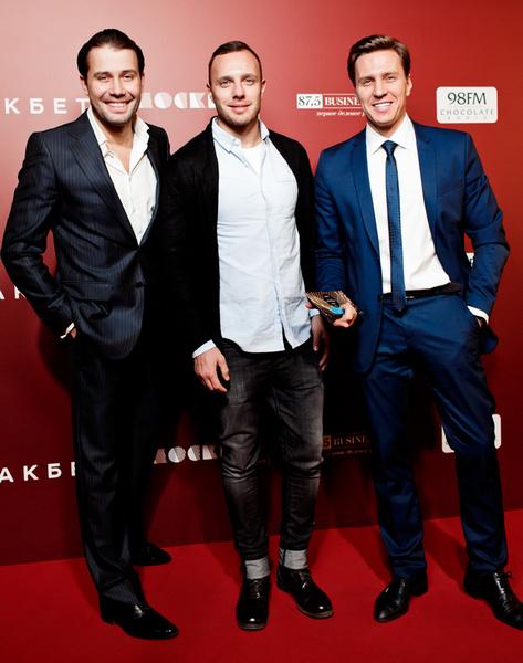 В Москве состоялась церемония открытия «Недель Каннского кино 2015» | галерея [1] фото [4]