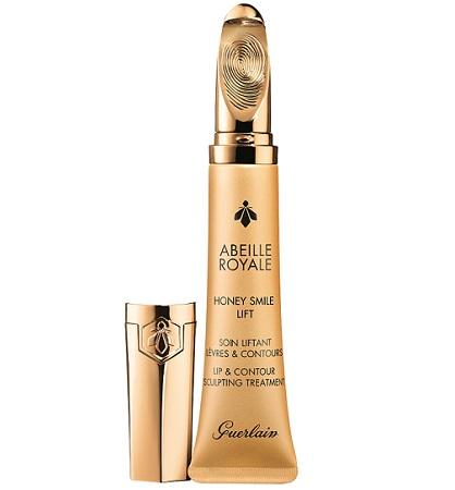 Моделирующий бальзам для губ с эффектом лифтинга Honey Smile Lift, Soin Liftant Levres & Contours от Guerlain