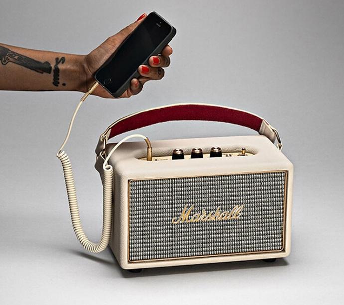 Беспроводная акустическая система I Kilburn в стиле ретро