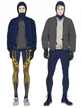 H&M создаст одежду для олимпийской сборной Швеции