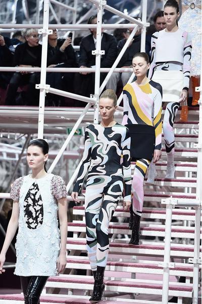 Показ Dior Haute Couture | галерея [1] фото [1]