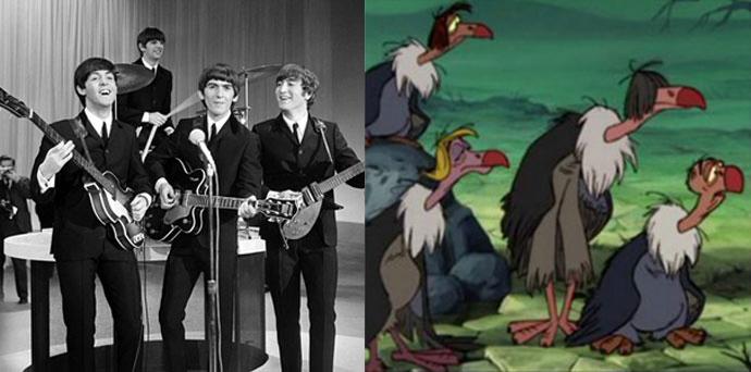 The Beatles — Стервятники