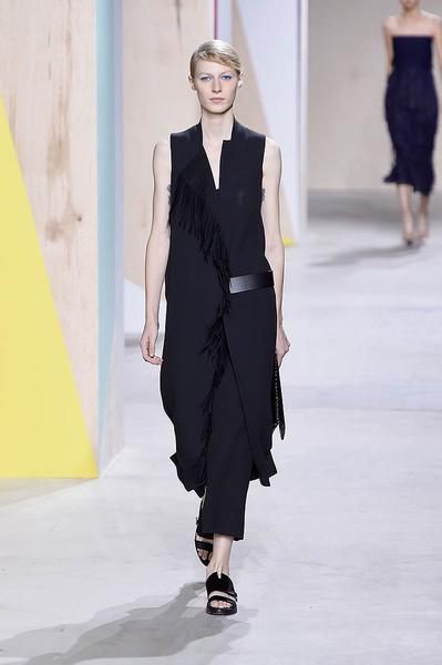 Неделя моды в Нью-Йорке: день девятый | галерея [2] фото [12]
