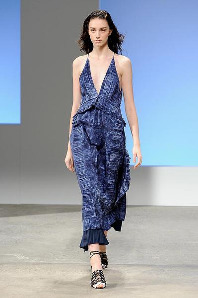Неделя моды в Нью-Йорке 2015: день шестой | галерея [3] фото [3]