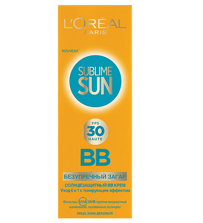 L'oreal Paris BB-крем для лица SPF 30+