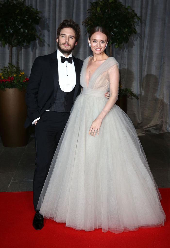 Красивое бальное платье: фото