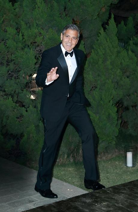 Джордж Клуни получил разрешение на брак