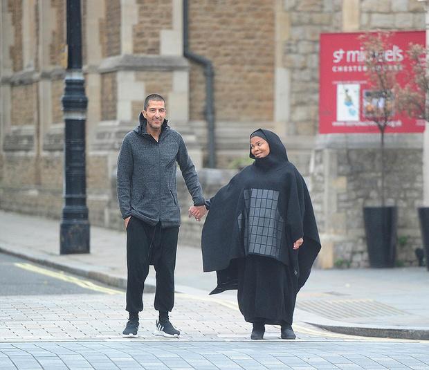 Виссам аль-Мана и Джанет Джексон фото