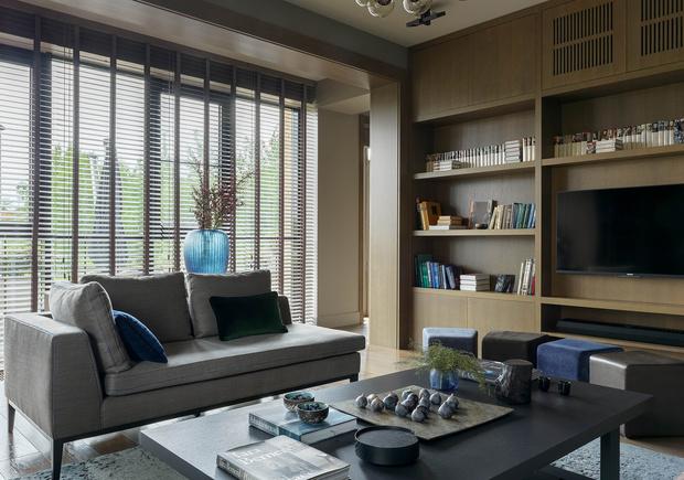 Декор окна: советы текстильной студии Volokno (фото 24)