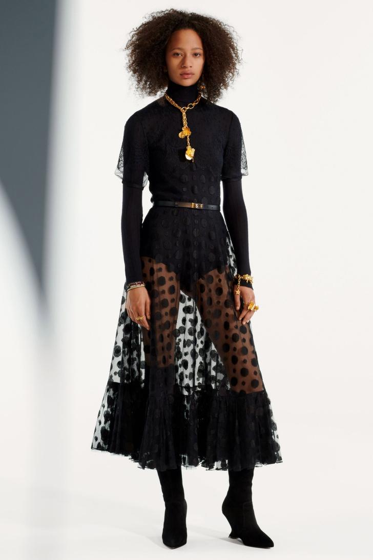 Стиль великих художниц в Dior Pre-Fall 2019 (фото 4)