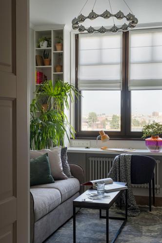 Современная квартира 75 м² для молодой девушки (фото 17.1)