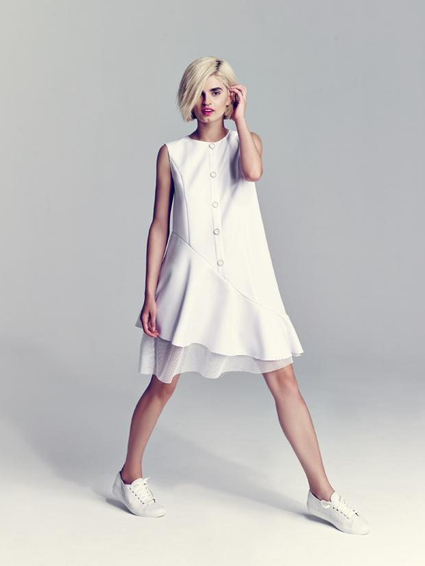 Современный минимализм в одежде