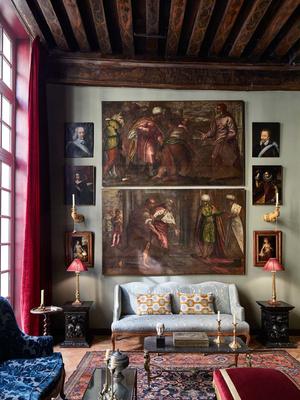 Дом-музей: яркий проект студии CM Studio в Париже (фото 8.1)