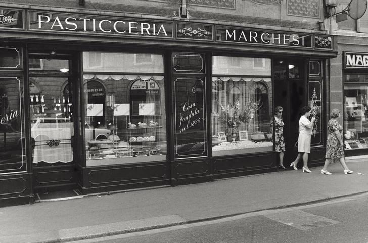 Кондитерская Marchesi 1824 открылась в Лондоне (фото 3)