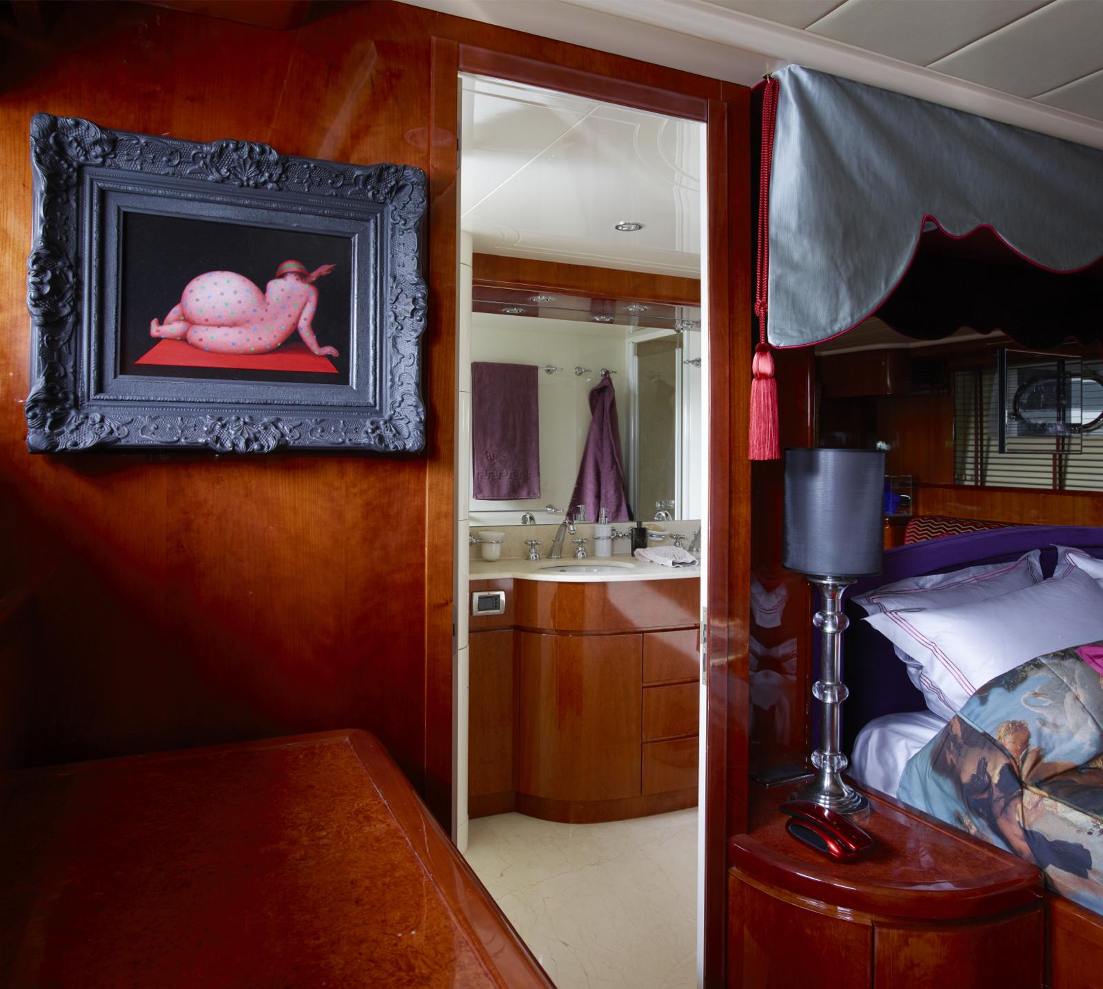 Морская прогулка: парусники и яхты от известных дизайнеров | галерея [6] фото [3]