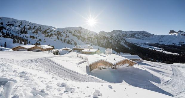Хит-парад: дизайнерские отели на горнолыжных курортах (фото 0)