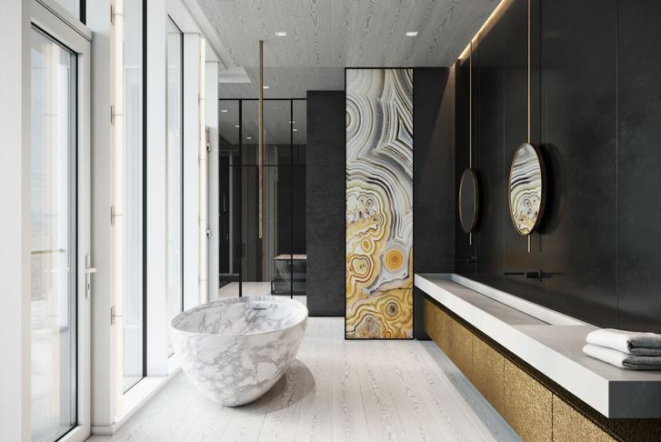 Уютная ванная комната: 10 приемов для идеального релакса (фото 35)