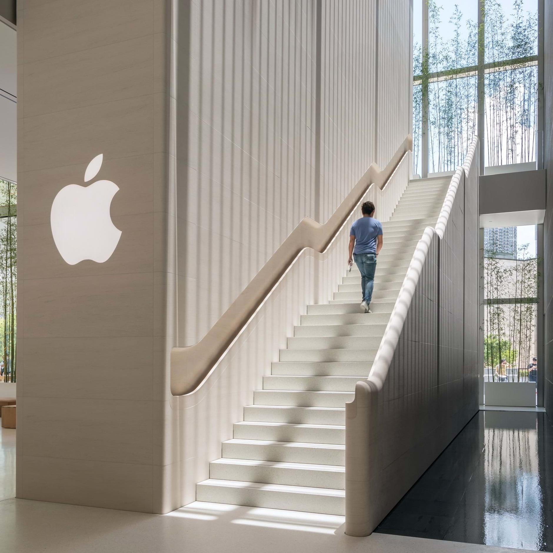 10 самых эффектных бутиков Apple (галерея 23, фото 1)