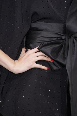 Показ Jenny Packham коллекции сезона Осень-зима 2010-2011 года prêt-à-porter - www.elle.ru - Подиум - фото 148822