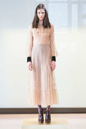 Показы мод Jill Stuart Осень-зима 2017-2018 | Подиум на ELLE - Подиум - фото 4803