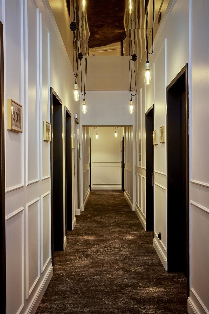 Эклектичный отель в исторической части Берлина (фото 6)