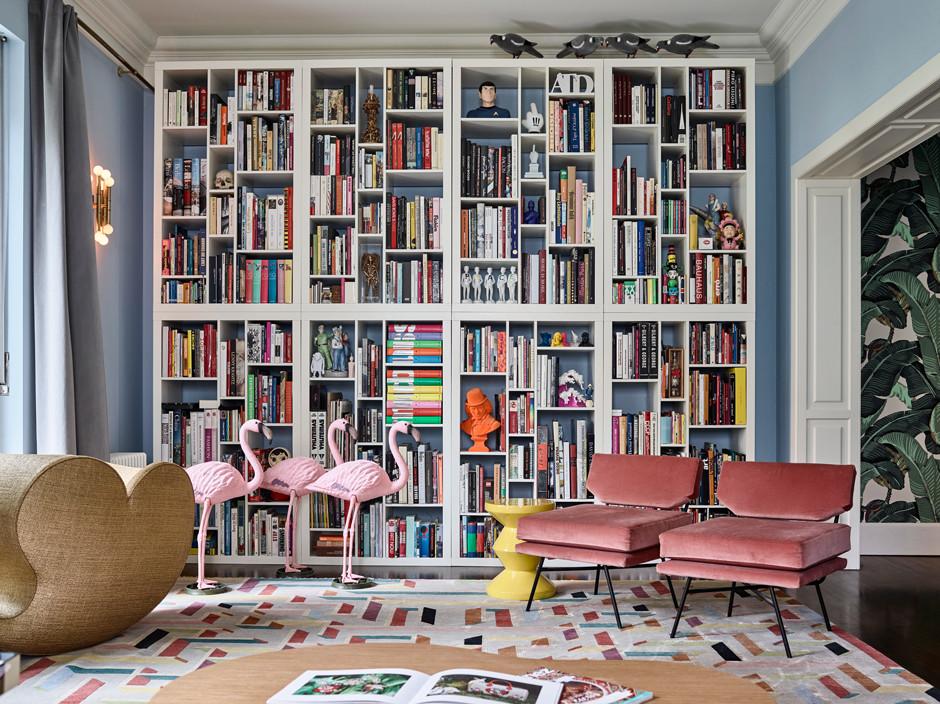 21 интерьер с розовой мебелью (галерея 0, фото 15)
