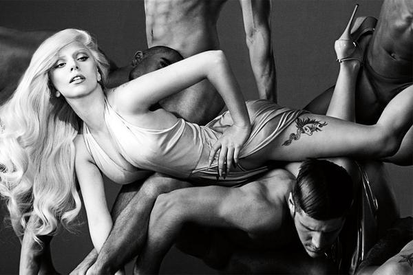 Леди Гага выпустит второй аромат Eau de Gaga