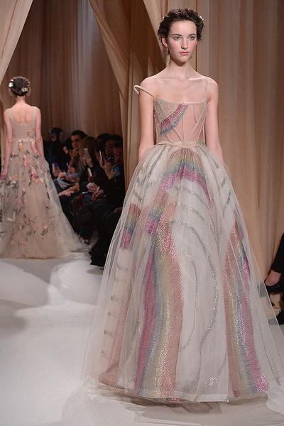 Показ Valentino Haute Couture   галерея [1] фото [35]