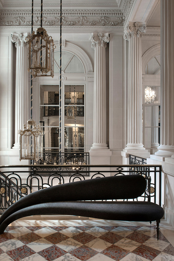 Знаменитый Hotel de Crillon вновь принимает гостей фото [6]