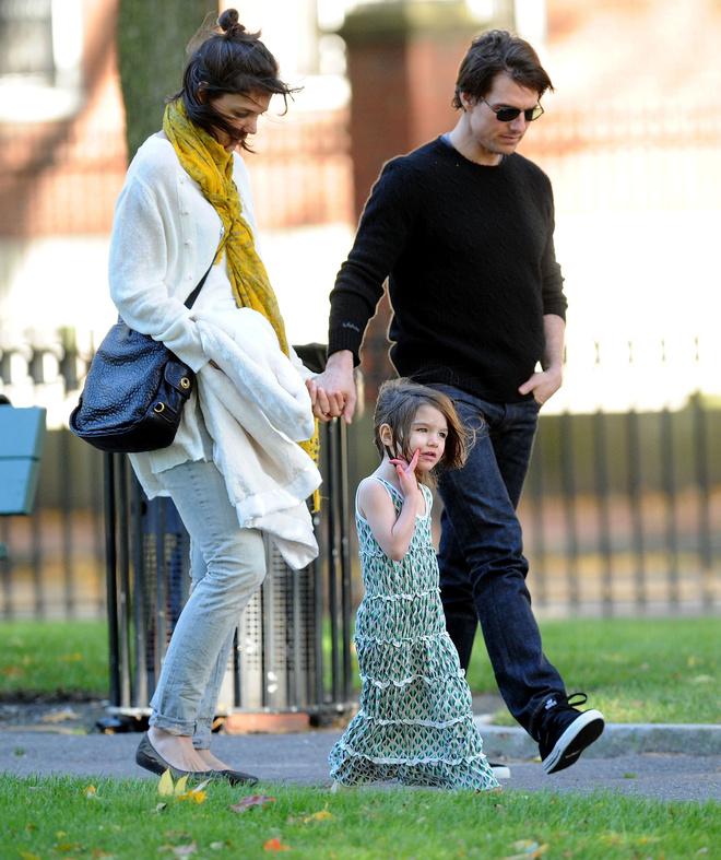 На что пошел Том Круз ради дочери? (фото 2)